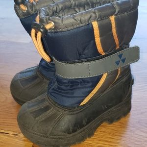 Toddler Boy's Boots Size 8